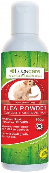 bogacare FLEA POWDER Flohpuder 100g Ungezieferbekämpfung für Hunde