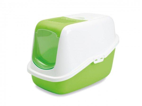 SAVIC Katzentoilette Nestor grün