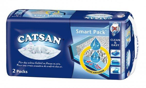 CATSAN Smart Pack (2 Packungen)