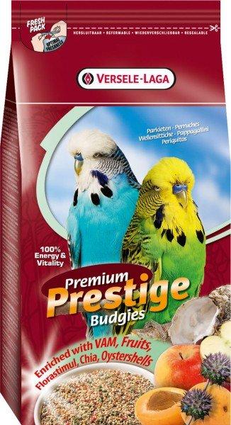 VERSELE-LAGA Prestige Premium Wellensittiche 1kg Vogelfutter