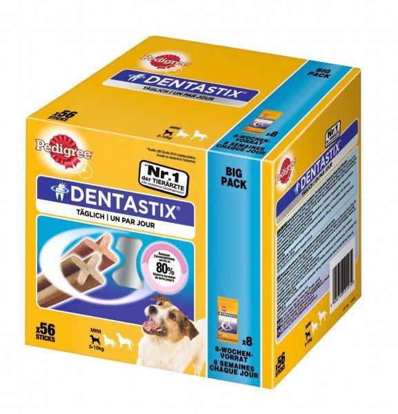 Denta Stix 56er Multipack Kausnack für kleine Hunde