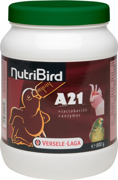 VERSELE-LAGA NutriBird A21 800g Futter für Babyvögel