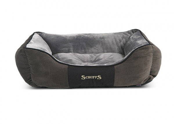 Scruffs Chester Bed L graphite