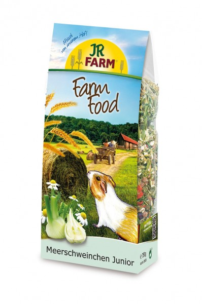 JR FARM Nager Farm Food Meerschweinchen Junior 750g Kleintierfutter