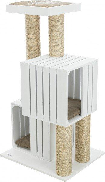 TRIXIE BE NORDIC Kratzbaum Scandi 114cm weiß