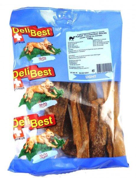DeliBest Kamel 120g Hundekauartikel
