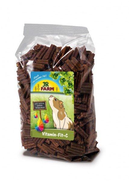 JR FARM Vitamin-Fit + C 300g Kleintiersnack