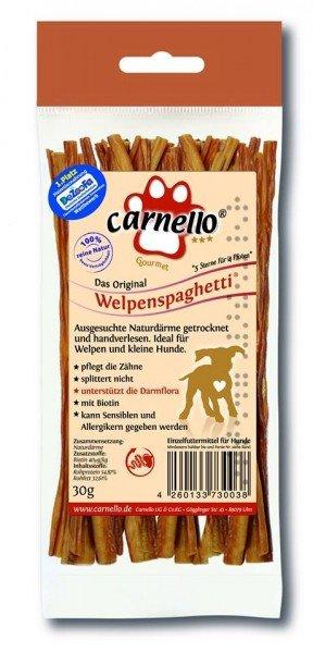 Carnello Welpenspaghetti 30g Hundesnack