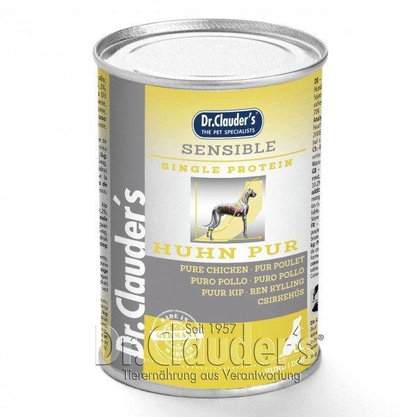 Dr. Clauder's Sensible 400g Dosen Hundenassfutter