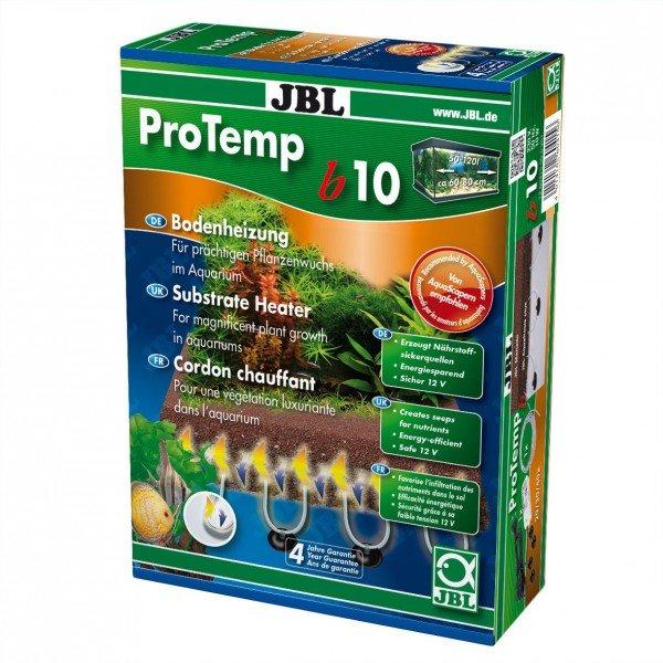 JBL ProTemp b10 10 Watt Bodenfluter für Aquarien bis 120 Liter