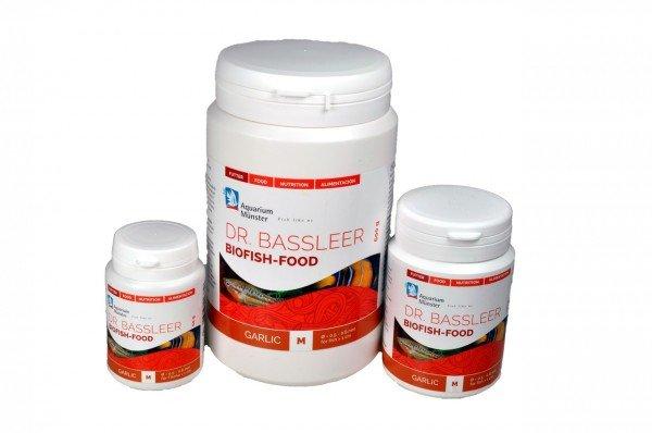Dr. Bassleer Biofish Food Garlic XL 170g Fischfutter