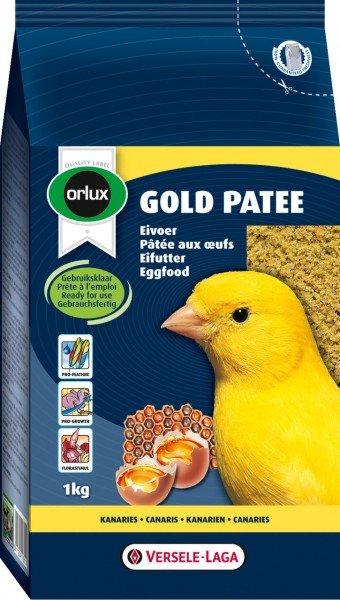 VERSELE-LAGA Orlux Gold Patee Kanarien 1kg Vogelfutter