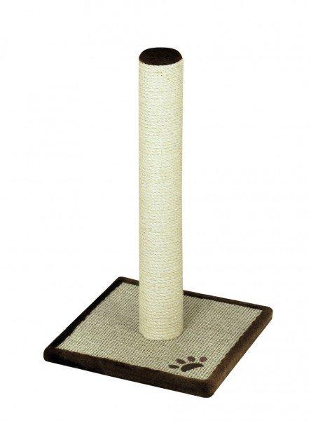 Nobby Kratzbaum Classic II Leinenoptik 60cm beige/braun