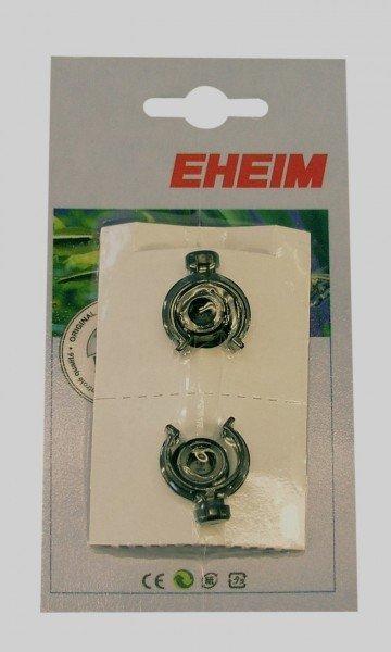 EHEIM 4015150 Sauger mit Klemmbügel (2 Stück) für Schlauch ø16/22mm Zubehör