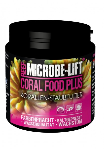 MICROBE-LIFT Coral Food Plus 150ml Futtergranulat
