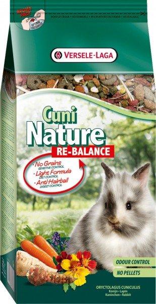 Nature Cuni Re-Balance 700g Kleintierfutter