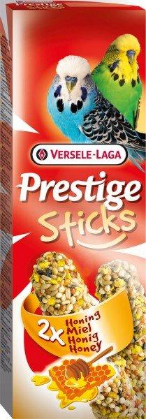 VERSELE-LAGA Prestige Sticks Sittiche Honig 2 x 30g Vogelsnack