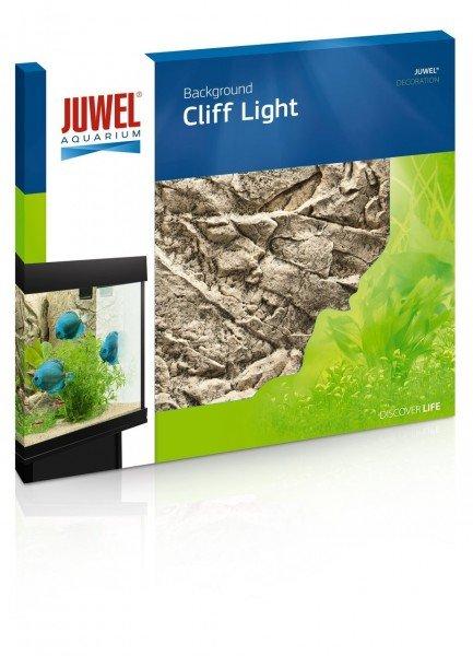 JUWEL Rückwand Cliff Light Strukturrückwand