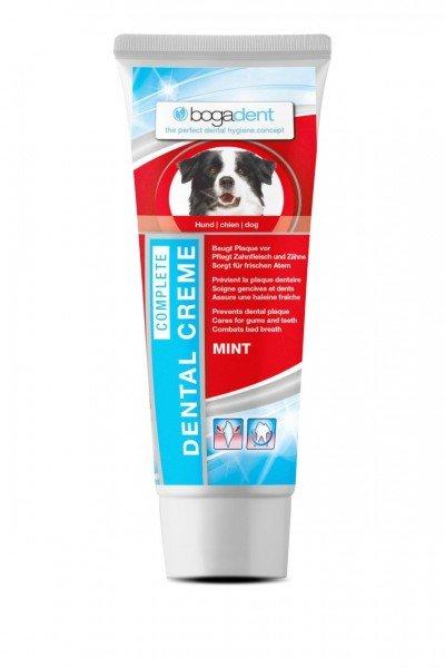 bogadent DENTAL CREME 100g Zahncreme mit Minzgeschmack Zahnpflege für Hunde
