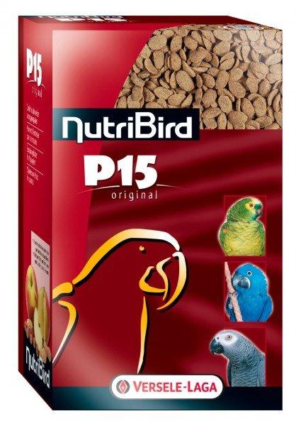VERSELE-LAGA NutriBird P15 Original 1kg Papageienfutter