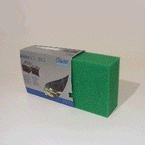 Oase Ersatzschwamm grün BioSmart 18000 - 36000 / 5.1 + 10.1 Filtermedium