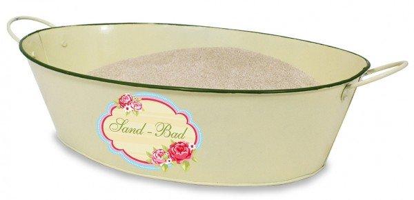 JR FARM Nager Sand-Bad Badewanne für Kleintiere