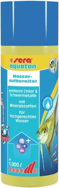 sera aquatan 250 ml Wasseraufbereiter
