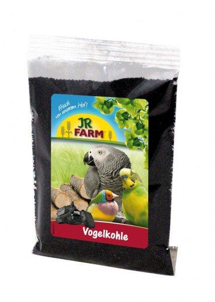 JR FARM Birds Vogelkohle 25g Nahrungsergänzung für Vögel