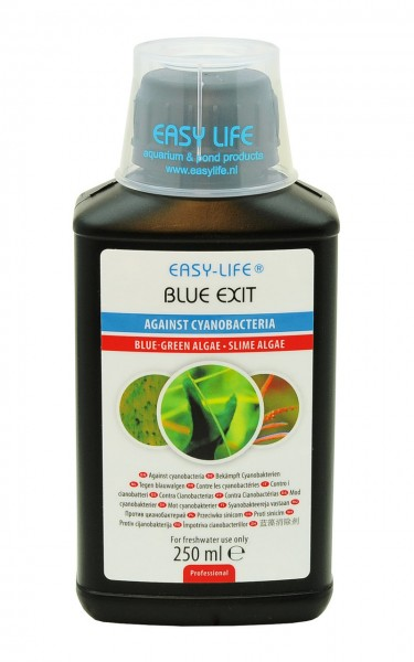 Easy-Life BlueExit 250 ml Anti-Algenmittel