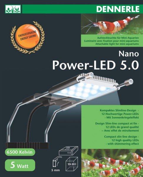 DENNERLE Nano Power LED 5.0 Aquarienbeleuchtung