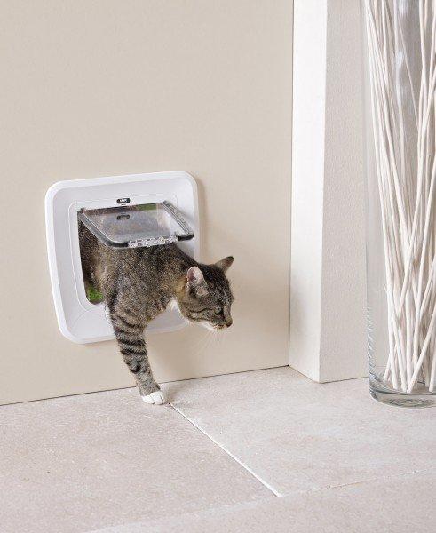 SAVIC Access Katzenklappe 4-Way Katzenklappen