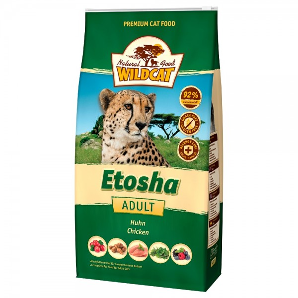 Wildcat Etosha Huhn Katzentrockenfutter