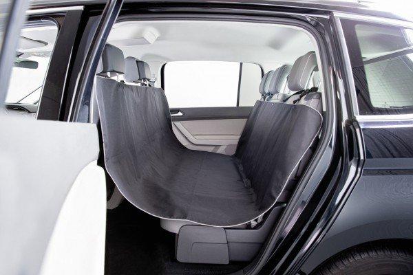 TRIXIE Auto-Schondecke 1,45 x 1,60 m schwarz Reisezubehör