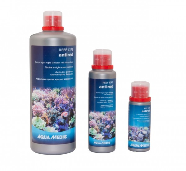 AQUA MEDIC REEF LIFE antired 250 ml
