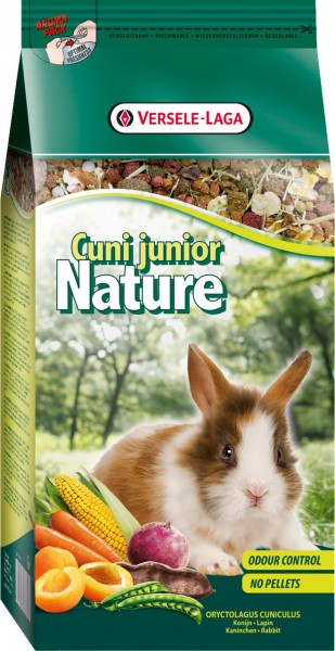 Nature Cuni Junior 750g Kleintierfutter