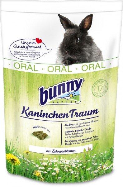 Bunny KaninchenTraum oral Kleintierfutter