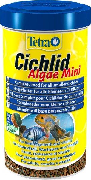 Tetra Cichlid Algae Mini 500ml
