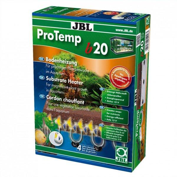 JBL ProTemp b20 20 Watt Bodenfluter für Aquarien bis 250 Liter