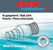 EHEIM 4005600 Kugelgelenk für InstallationsSET 2 (4004310/4005310) Zubehör