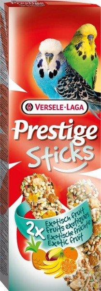 VERSELE-LAGA Prestige Sticks Sittiche Exotische Früchte 2 x 30g Vogelsnack